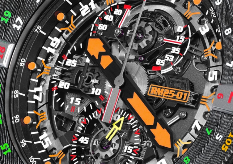 RM 25-01 Watch