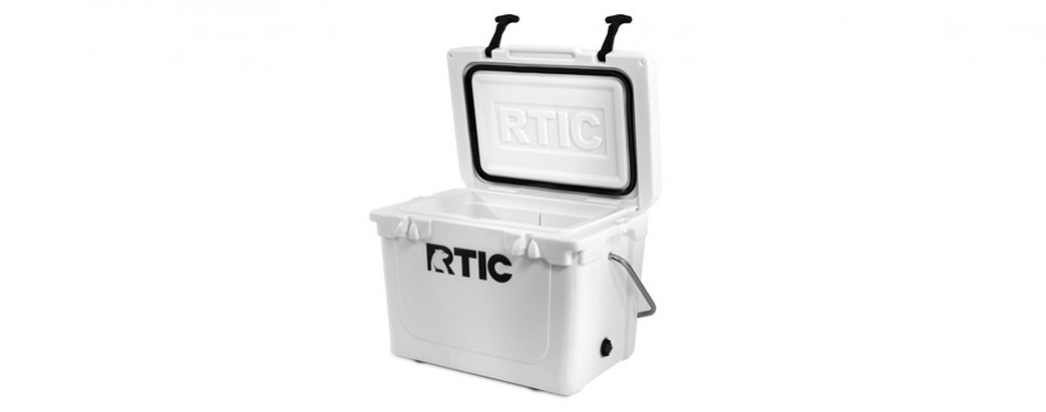 RTIC Cooler for Camping