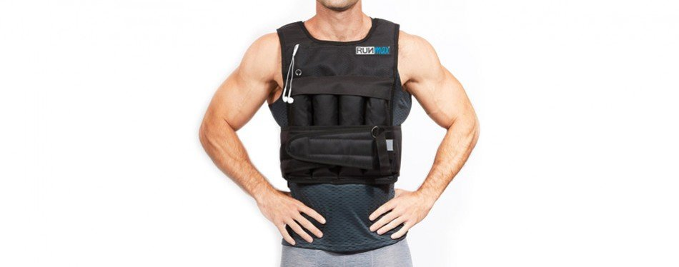 RUNFast Max Pro Weighted Vest