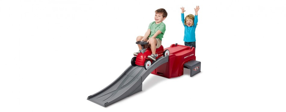 Radio Flyer 500 Ride-On with Ramp