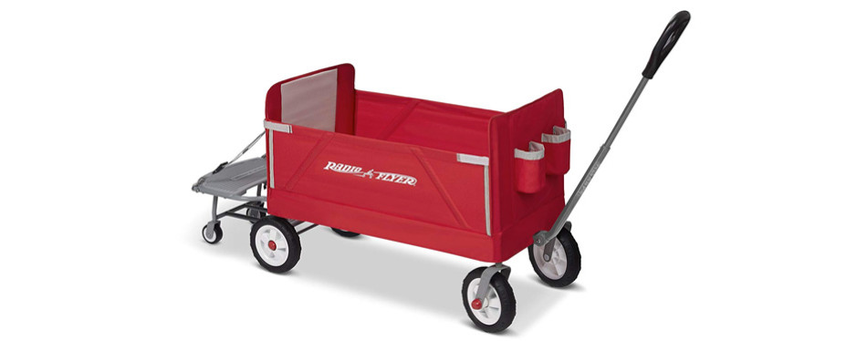 Radio Flyer Tailgater Wagon