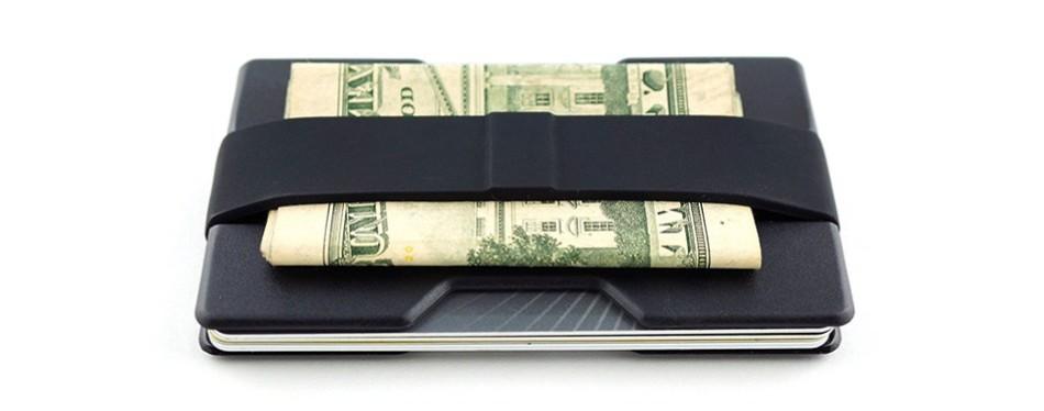 Radix One Slim Metal Wallet