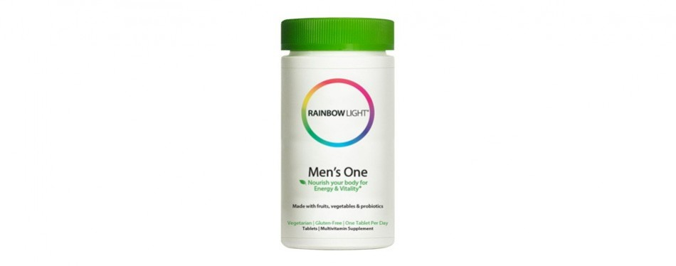 Rainbow Light, Men's One Multivitamins