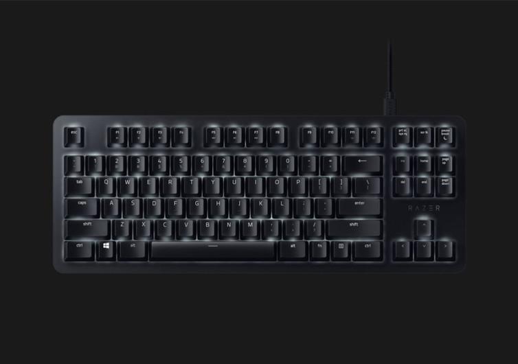 Razer Silent Mechanical Keyboard