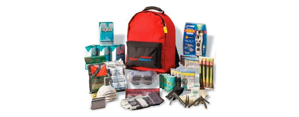 Ready America Deluxe Bug Out Bag