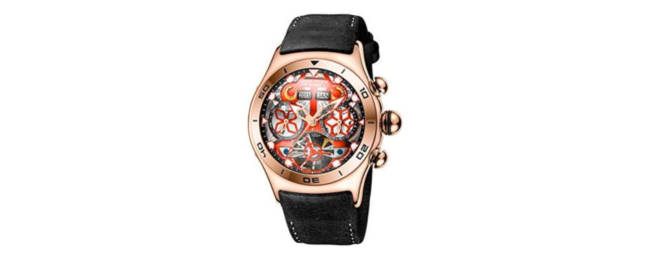 Reef Tiger Luminous Tourbillon Watch