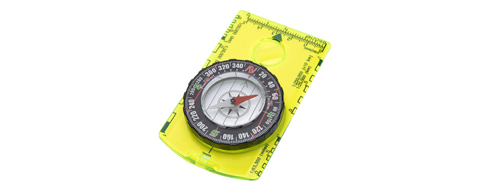 Reliable Outdoor Gear Professional Boy Scout Compass