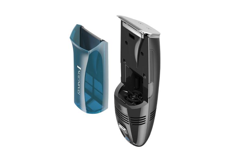 Remington HC6550 Cordless Vacuum Trimmer