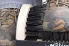 rhino bilt folding boot scraper