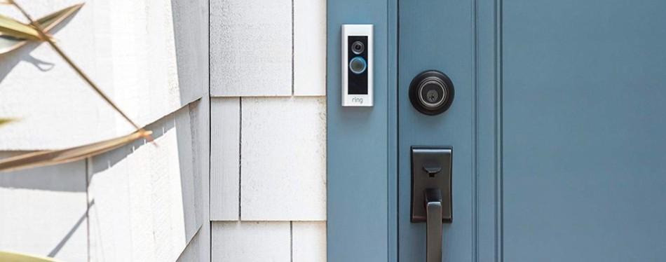 Ring Video Smart Doorbell Pro
