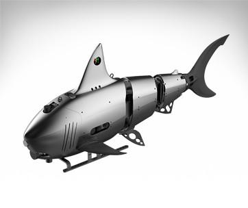 Robo-Shark