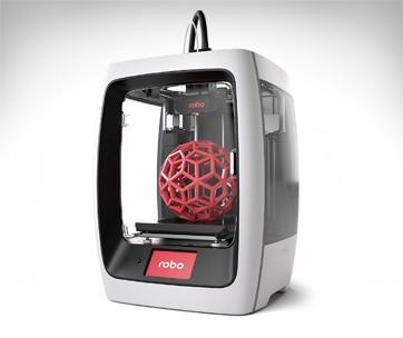 Robo 3D Smart Printer