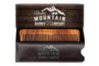 Rocky Mountain Barber Company Hair, Beard and Moustache Comb
