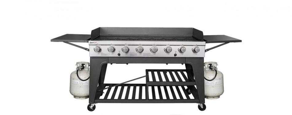royal gourmet event 8-burner grill