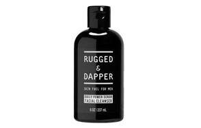 Rugged & Dapper Daily Facial Cleanser For Men