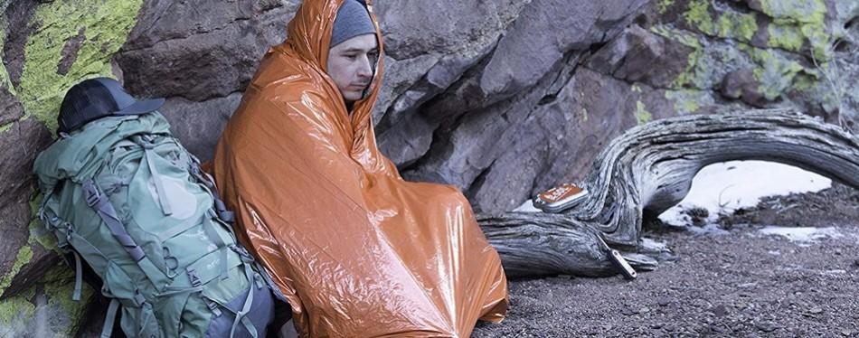 S.O.L. Reflective Emergency Blanket