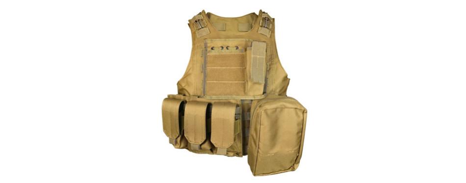 SMARTSTANDARD Tactical Vest