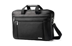 Samsonite Classic Two Gusset Laptop Bag