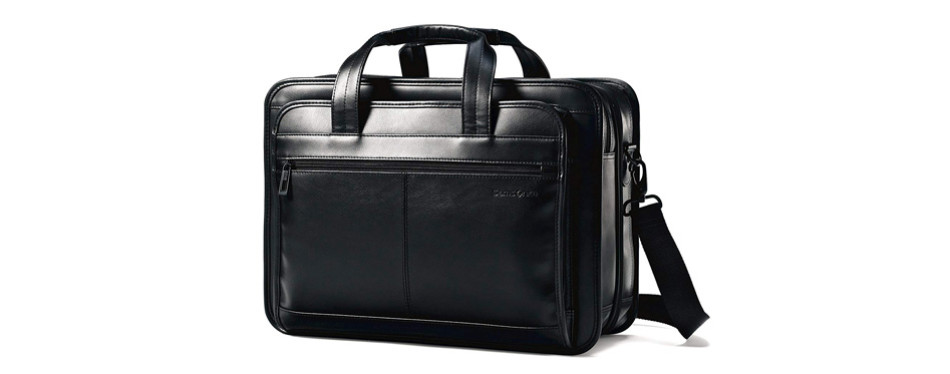Samsonite Leather Expendable