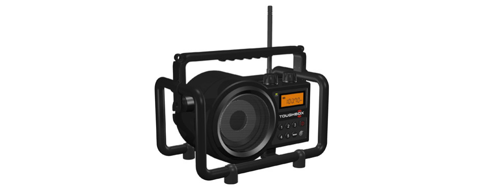 Sangean TB-100 Ultra Rugged Digital PLL Tuning Rechargeable Radio