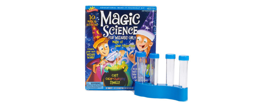 Scientific Explorer POOF-Slinky Magic Science Kit