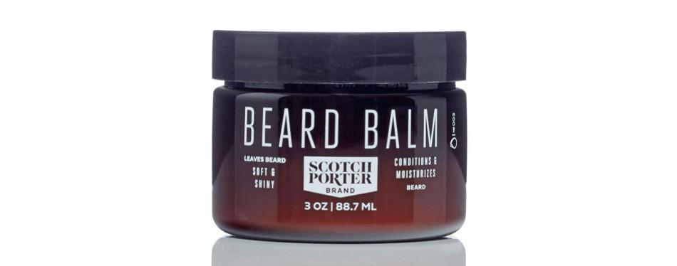 Scotch Porter All Natural Men's Beard Balm