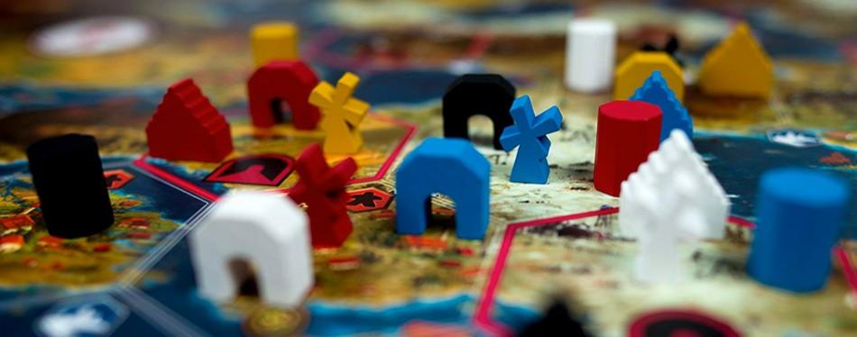 Scythe - Solo Board Game