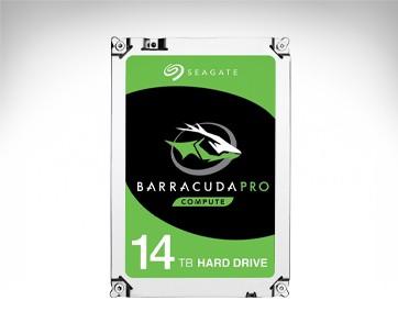 Seagate Barracuda Pro 14TB HDD