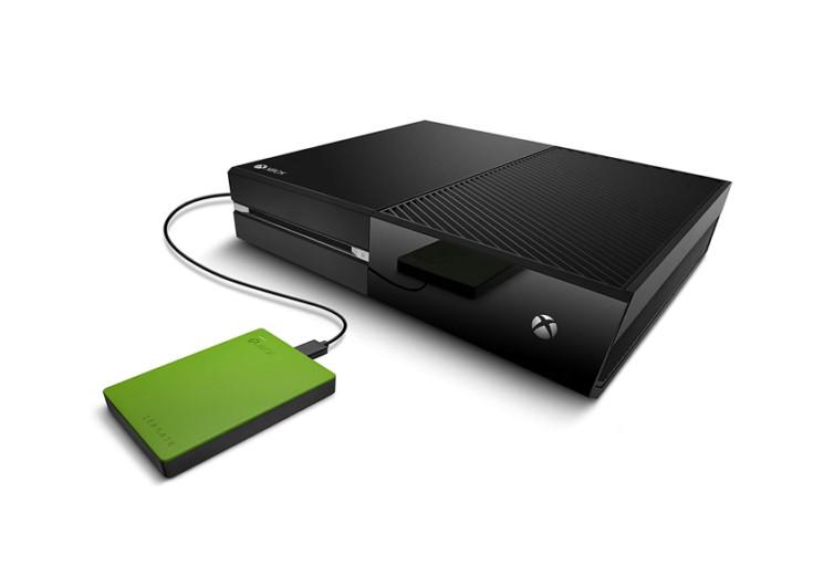 Seagate Xbox One Game Drive