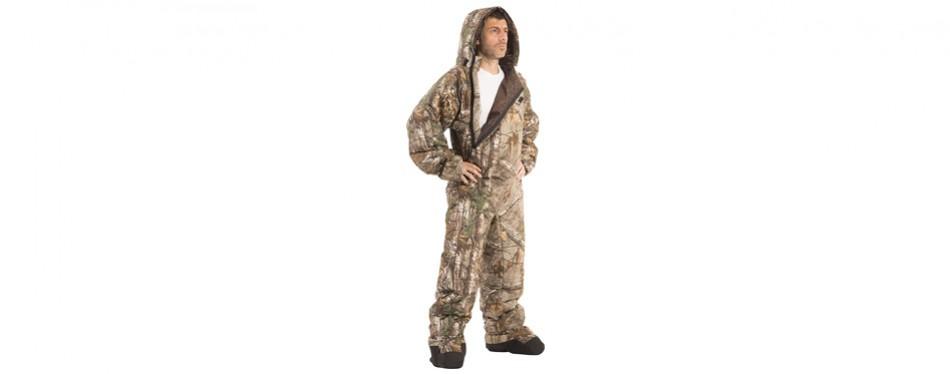 Selk'bag Adult Pursuit Wearable Sleeping Bag: Realtree Xtra