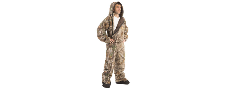 Selk'bag Adult Pursuit Wearable Sleeping Bag: Realtree Xtra