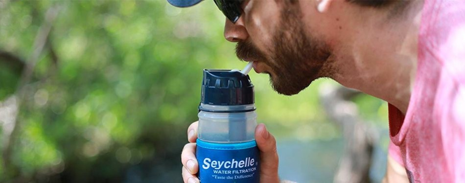 Seychelle Extreme Water Filter Bottle