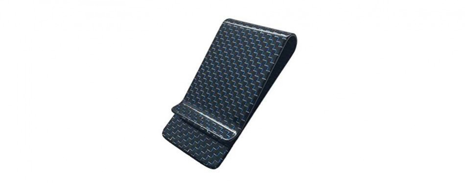 Sherman Brands Carbon Fiber Money Clip