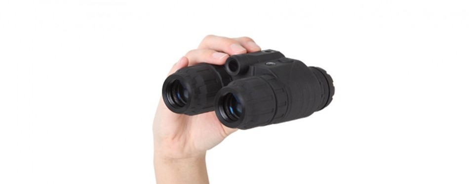 Sightmark SM15070 Ghost Hunter 1×24 Night Vision Goggle Binocular Kit