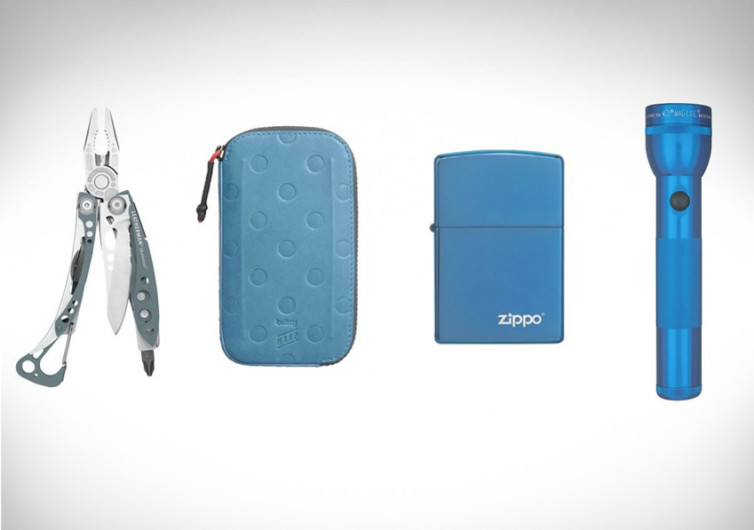 Everyday Carry: Blue