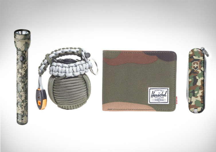 Everyday Carry: Camo