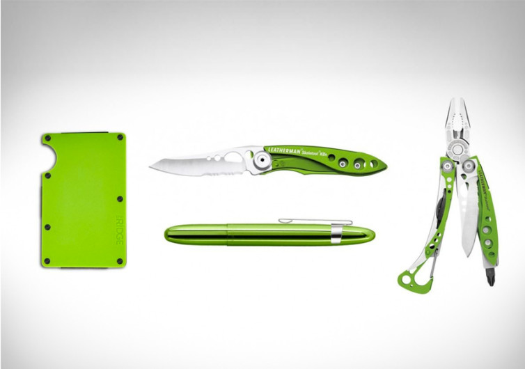 Everyday Carry: Lime
