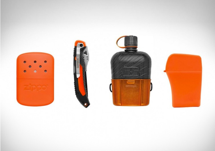 Everyday Carry: Orange