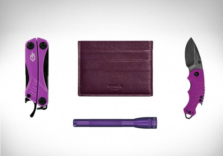 Everyday Carry: Purple