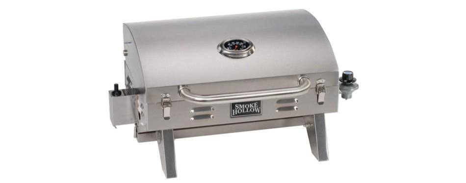smoke hollow 205 tabletop propane range