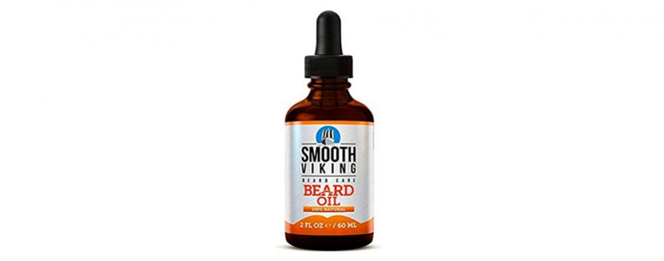 Smooth Viking Beard Oil with Added Balm