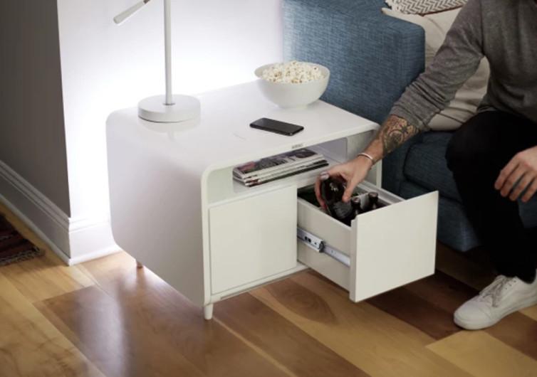 Sobro Smart Side Table