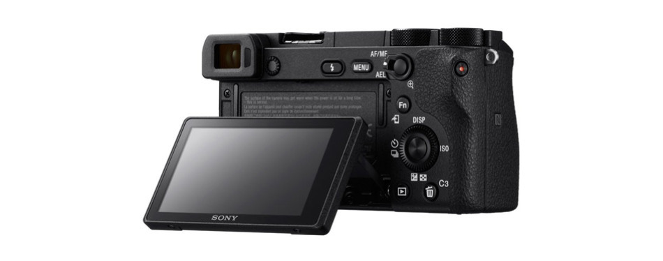 Sony A6500 4K Mirrorless Digital