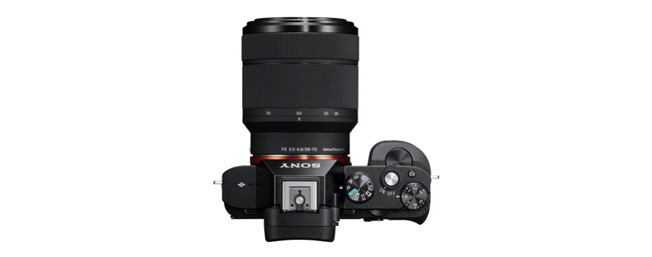Sony A7 Full-Frame Mirrorless Travel Camera