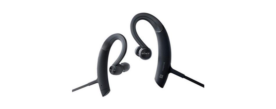 Sony MDRXB80BS/B Wireless Sports Headphones