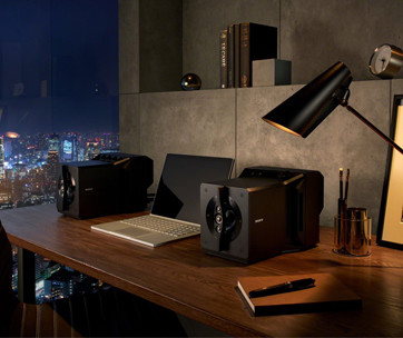 sony sa-z1 hi-res powered speaker system
