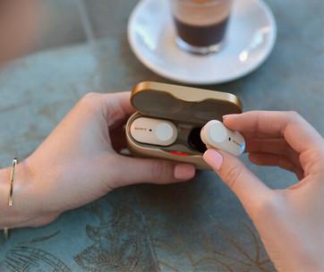 sony wf-1000xm3 true wireless earphones