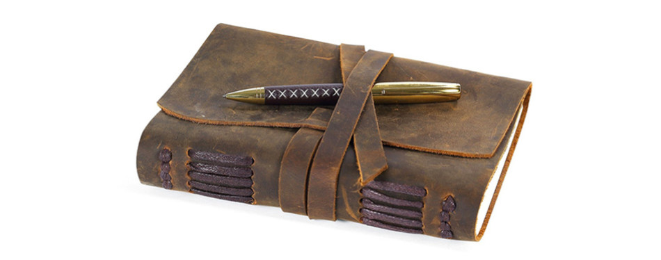 Sovereign-Gear Leather Journal