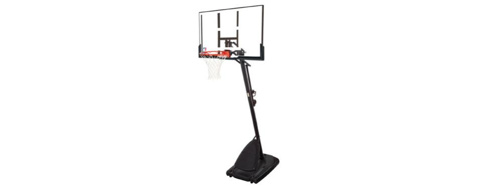 Spalding Pro Slam Portable NBA Basketball System