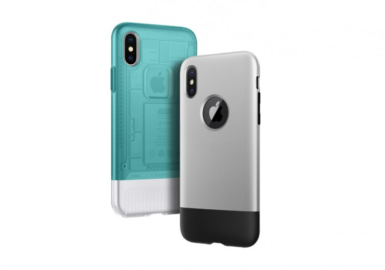 Spigen Classic C1 iPhone X Case